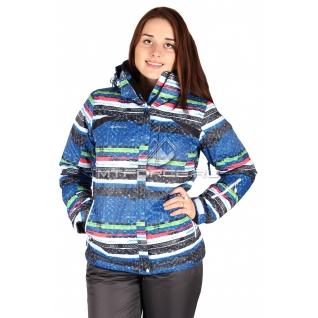 Куртка горнолыжная женская 1410