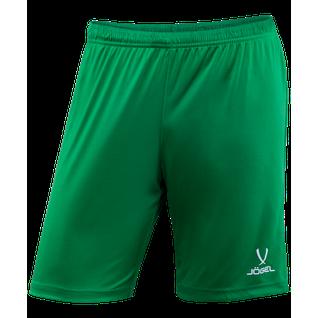 Шорты футбольные Jögel Camp Jfs-1120-031-k, зеленый/белый, детские размер YXS
