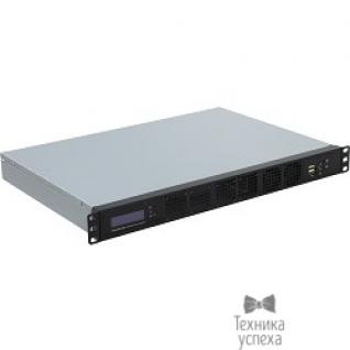 """Procase Procase GM132-B-0, Корпус 1U Rack server case, черный, панель управления, без блока питания, глубина 320мм, MB 9.6""""x9.6"""""""