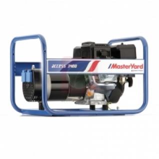 Бензиновый генератор MasterYard MG3400R ACCESS