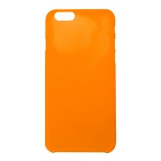 Чехол на заднюю крышку Ozaki O!Coat 0.3 Jelly для iPhone 6/6S, цвет Orange (OC555OG)