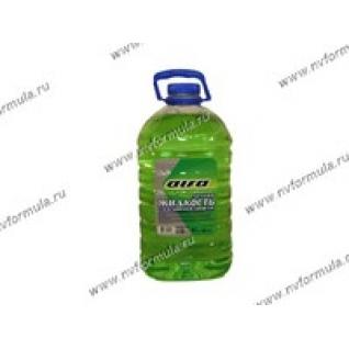Жидкость стеклоомывающая ALFA 4л летняя