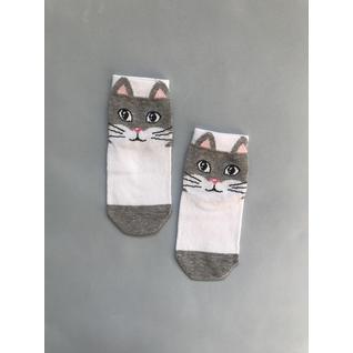 c-915 носки детские бежевый кошка Gamma (12-18) (16)