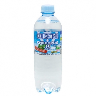 Вода минеральная Сенежская+Кислород газ ПЭТ 0,5 х 12