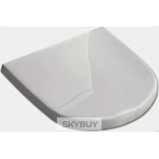 Крышка-сиденье Villeroy & Boch O'Novo 9М38 S101 с микролифтом, петли хром