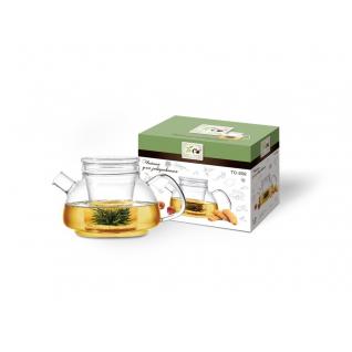 DIOLEX-TECO Чайник заварочный DIOLEX-TEXO TC-202 1 л