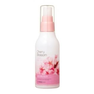 THE FACE SHOP - Сухой шампунь-мист Cherry Blossom Clear Hair Mist