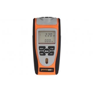 Дальномер ультразвуковой GRAVIZAPPA DUS16 дальность 0.5-16м, лазерная мишень, в ...