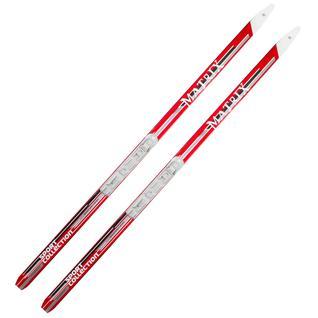 Лыжи СК (Спортивная Коллекция) (спортивная коллекция) Ck Matrix степ (nnn), красный размер 140