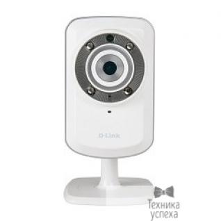 D-Link D-Link DCS-932L/B2A/A1A Беспроводная 802.11N сетевая камера с ИК-подсветкой и поддержкой сервиса mydlink