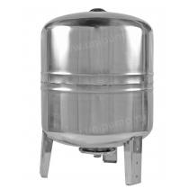 Гидроаккумулятор 80л Unipump/UNIPRESS вертикальный, нержавеющая сталь UNIPUMP