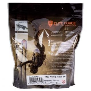 EliteForce Шарики Elite Force OXO био BB 0.28 г 4000 шт., цвет белый
