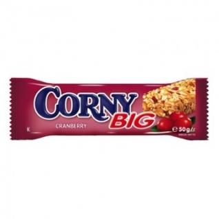 Батончик Corny Big злаковый, с клюквой 50г