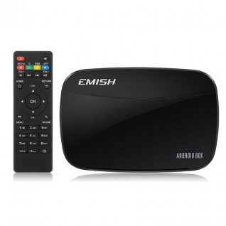 EMISH X700 Smart TV Box