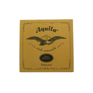 Струны для укулеле сопрано AQUILA 4U (High G-C-E-A)