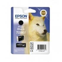 Оригинальный картридж T09614010 для EPSON PH R2880 чёрный, струйный 8220-01