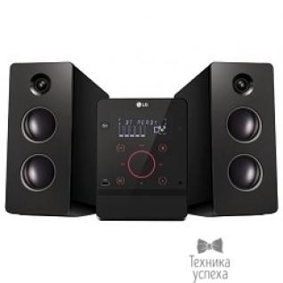 Lg LG CM2760 черный 160Вт/CD/CDRW/FM/USB/BT