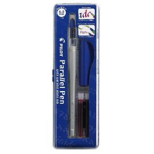 Ручка перьевая для каллиграфии PILOT Parallel Pen, 6,0 мм FP3-60-SS