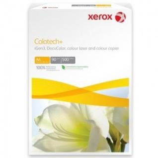 Бумага для цв.лазер.печ. XEROX Colotech plus (А4,90г,170%CIE) пачка500л.
