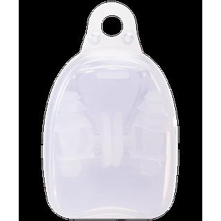 Набор из зажима для носа и берушей, белый Longsail