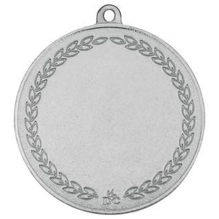 Медаль 2 место 45 мм серебро DC#MK182
