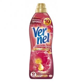 Кондиционер для белья Vernel Гибискуc /масло розы 910мл
