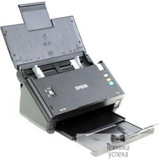 Epson Epson WorkForce DS-520 B11B234401 А4, скорость сканирования 30 стр./мин., разрешение 600 х 600 , автоподатчик документов на 50 листов, двустороннее сканирование, интерфейс USB 2.0.
