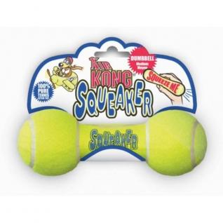 """Kong Kong игрушка для собак Air """"Гантель"""" средняя 18 см"""