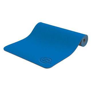 Коврик для йоги и фитнеса Liteweights 173*61*0,6см 5460lw, синий/антрацит Lite Weights