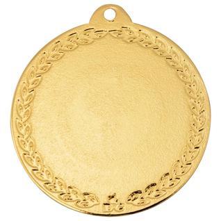 Медаль 1 место 50 мм золото DC#MK281a-G