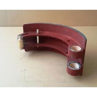 Колодка тормозная в сборе с накладкой 231-3501092-10