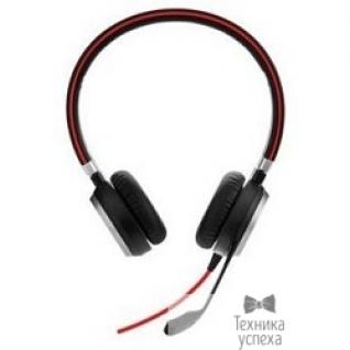 Jabra Jabra 6399-823-109 Гарнитура Jabra EVOLVE 40 MS Stereo USB (6399-823-109)