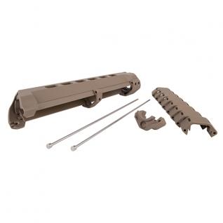 Ares Система защиты рук Ares Amoeba L M4 AML и AMML, цвет коричневый