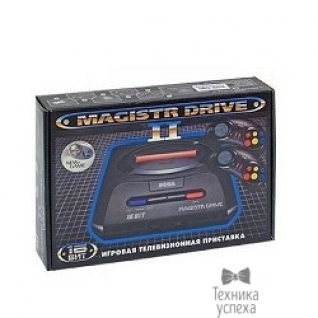 Sega SEGA Magistr Drive 2 (9 встроенных игр) ConSkDn53