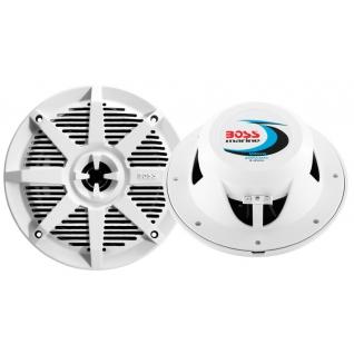 """Влагозащищенные динамики BOSS Audio Marine MR62W (6.5"""", 200 Вт.) белый BOSS AUDIO"""