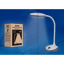 Uniel TLD-527 Grey/LED/400Lm/4500K