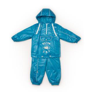 Комплект MalekBaby Куртка+Брюки (или полукомбинезон) Бирюза 484Т