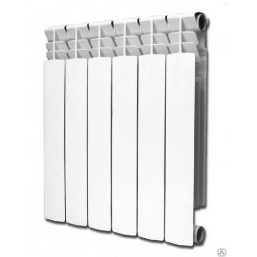 Радиатор биметаллический ВИТАТЕРМ 350 10 секций 1063