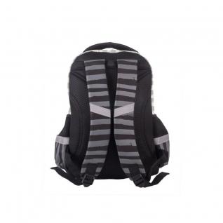 Рюкзак школьный с пикси-дотами (серый) Gulliver рюкзаки