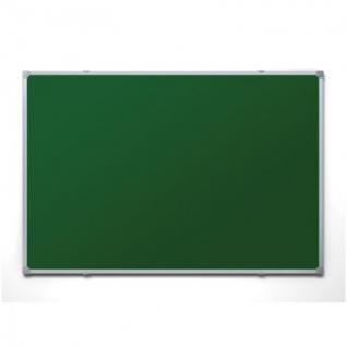 Доска меловая - магнитная зеленая 100х150 Attache Россия