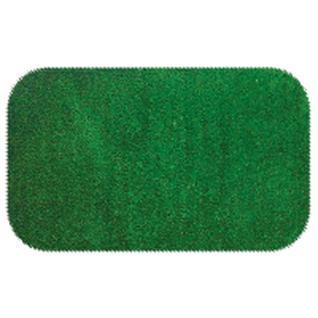 Коврик искусственная трава 60*80 см зеленый