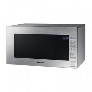 Микроволновая печь Samsung GE88SUT/BW, 23 л, 800 Вт, гриль, серебристая
