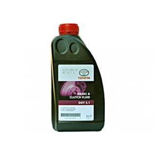 Тормозная жидкость TOYOTA DOT5.1 1.0л 0882380004