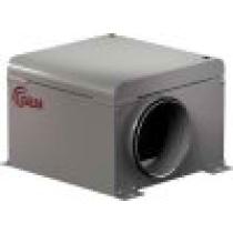 SALDA AKU 125 EKO вентиляторы для круглых каналов в изолированном корпусе с ЕС-электродвигателями