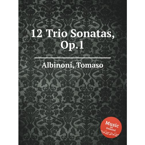 12 трио-сонат, Op. 1 38717771