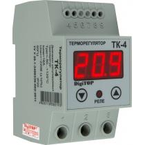 Терморегулятор DigiTOP ТК-4 (крепление на DIN-рейку)