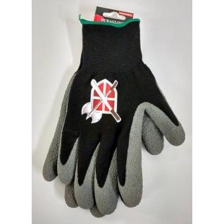 Перчатки для садовых работ. Аксессуары Duramitt Перчатки садовые Garden Gloves Duraglove серо-черные, размер M NW-GG
