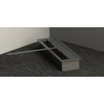 Tопливный блок DP design Elegante 100 см DP design