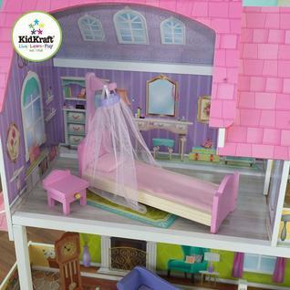 """Кукольный домик Барби """"Флоренс"""" (Florence Dollhouse) с 10 предметами мебели"""