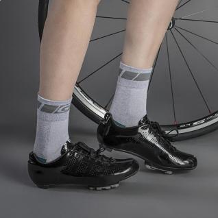 Носки женские GripGrab Classic Sock Regular Cut, S, Серый